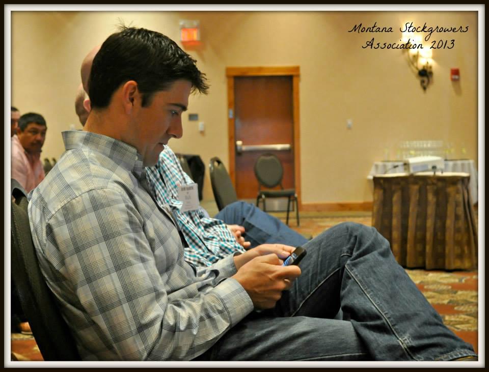 Walker MIlhoan Montana Collegiate Stockgrowers