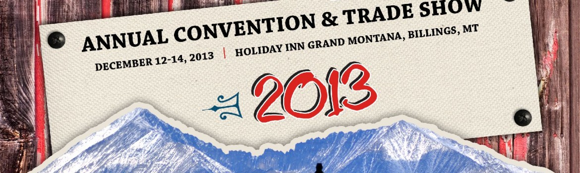 2013 Montana Stockgrowers Convention Trade Show