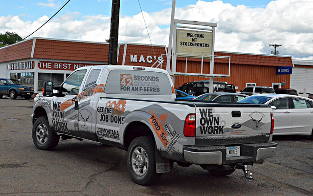 The Stockgrowers Ford at Mac's Ford in Miles City