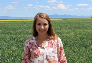 Emily Glunk Montana State Forage Extension