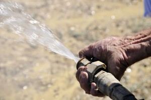 Irrigation Ranchers Hands