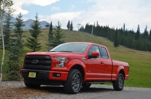 Hole in One prize provided by Montana Ford Stores