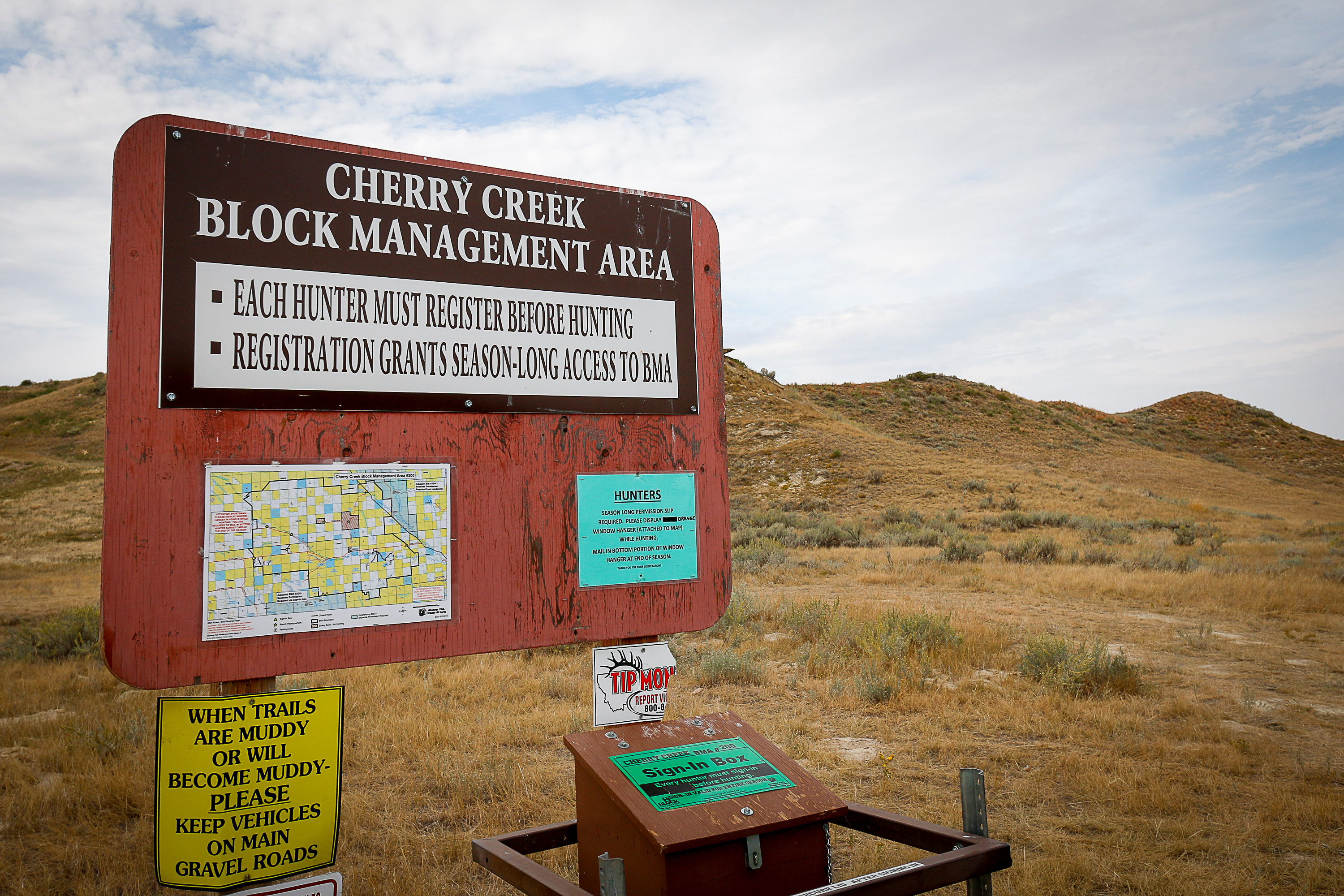 Cherry Creek Ranch Environmental Stewardship Lon Reukauf BLM