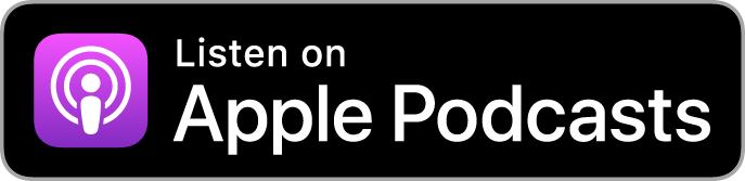 apple podcast badge